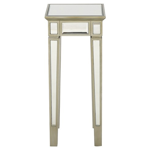 Crawford Accent Table Silver - Christopher Knight Home - image 1 of 4