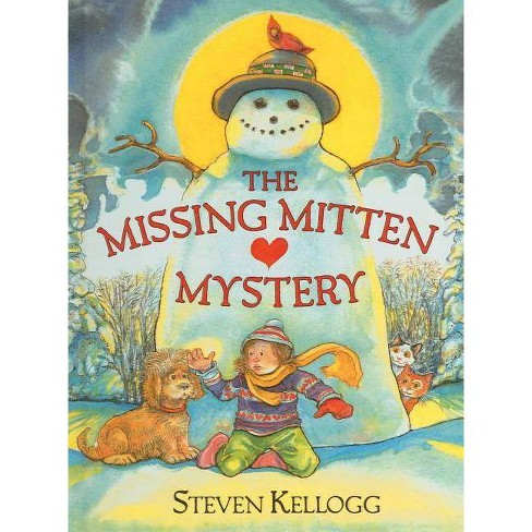 The Missing Mitten Mystery - (Picture Puffin Books) by  Steven Kellogg (Hardcover) - image 1 of 1