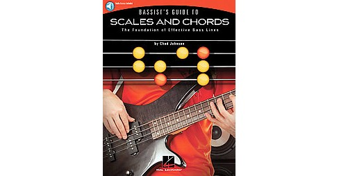 Bassist's Guide to Scales over Chords : The Foundation of Effective Bass Lines (Paperback) (Chad - image 1 of 1