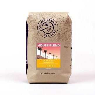 The Coffee Bean & Tea Leaf® House Blend Medium Roast Ground Coffee - 12oz