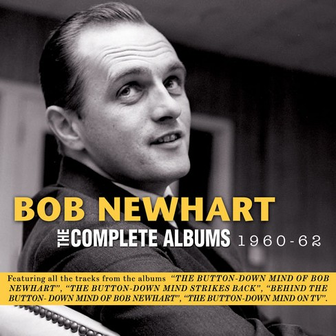 Bob newhart - Complete albums:1960-1962 (CD) - image 1 of 1