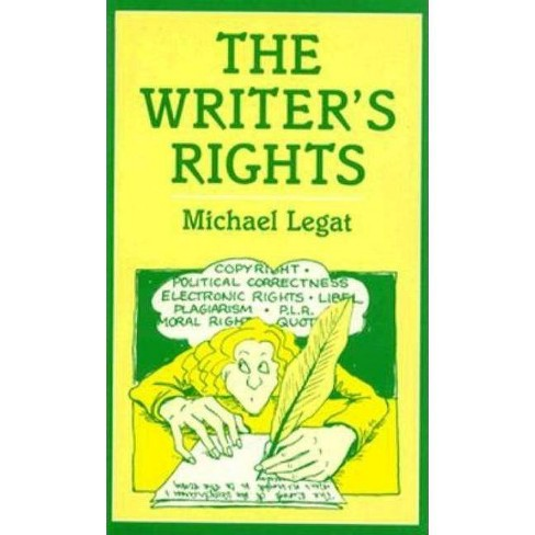 The Writer's Rights - (Books for Writers) by  Michael Legat (Paperback) - image 1 of 1