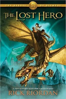 The Heroes Of Olympus Book 1