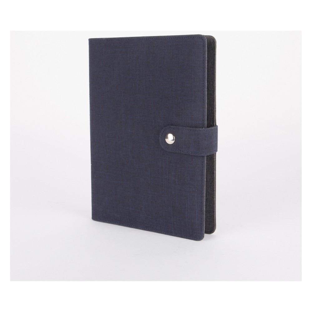 Image of Power Charger and Organizer Planner - Navy, Blue