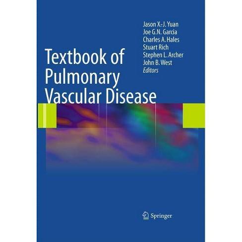 Textbook of Pulmonary Vascular Disease - (Hardcover) - image 1 of 1