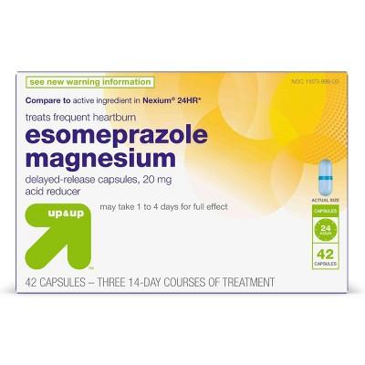 Esomeprazole Acid Reducer Capsules - 42ct - up & up™