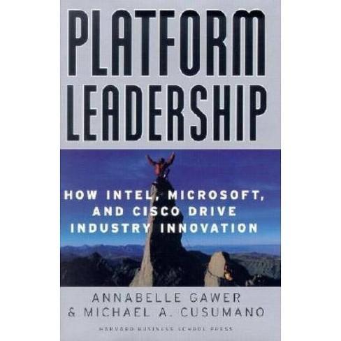 Platform Leadership - by  Michael A Cusumano (Hardcover) - image 1 of 1
