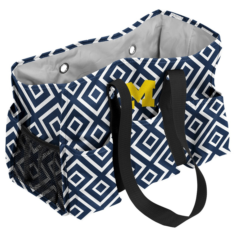 Michigan Wolverines Jr Caddy Tote