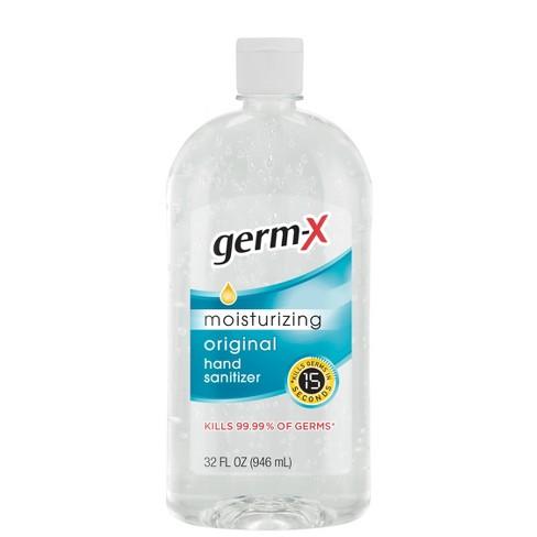 Germ-X Original Hand Sanitizer  - 32 fl oz - image 1 of 2