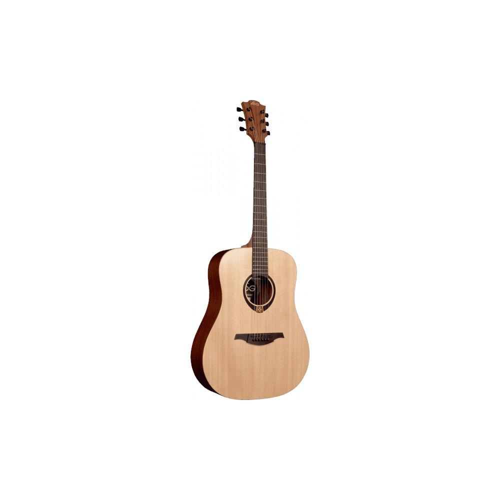 Lag Tramontane T70D Dreadnought Acoustic Guitar, Alamo