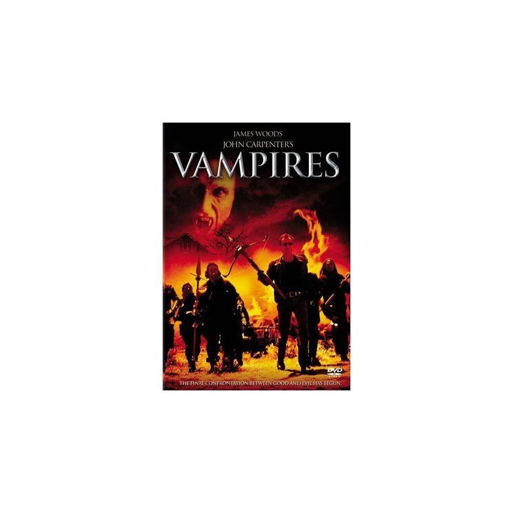 John Carpenter S Vampires Dvd 1999