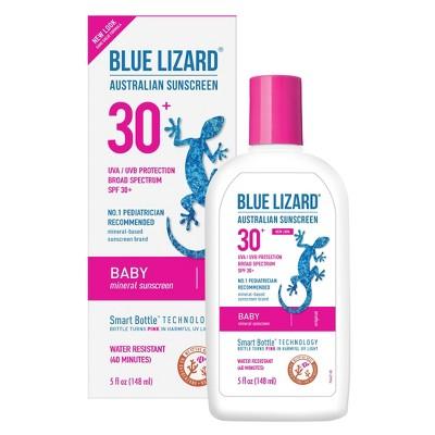 Sunscreen & Tanning: Blue Lizard Baby