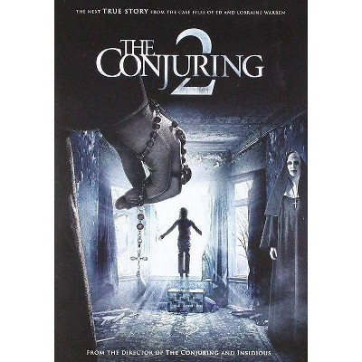 The Conjuring 2: The Enfield Poltergeist (DVD)