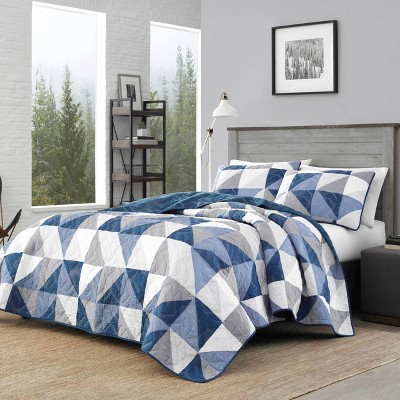 Eddie Bauer North Cove Quilt Set