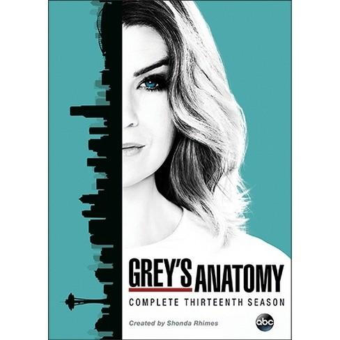Grey's Anatomy: The Complete Thirteenth Season (DVD) - image 1 of 1