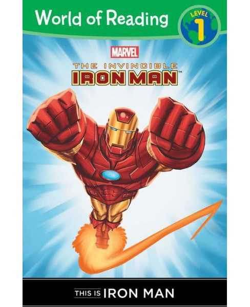This Is Iron Man (Paperback) by Thomas Macri - image 1 of 1