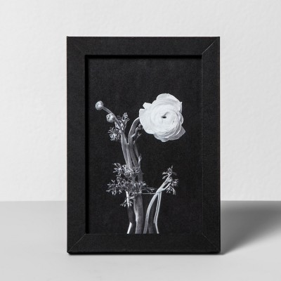 Thin Single Image Frame Black 4 x6  - Made By Design™