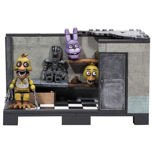 Five Nights At Freddy's Classic Backstage 153-Piece Medium Construction Set - image 1 of 2