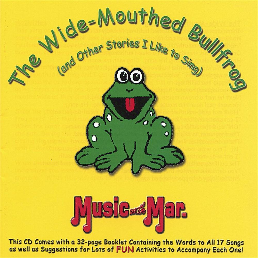 Maryann Harman - Wide Mouthed Bullfrog (CD)