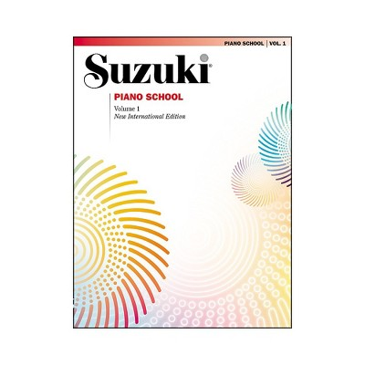 Suzuki Piano School New International Edition Piano Book Volume 1