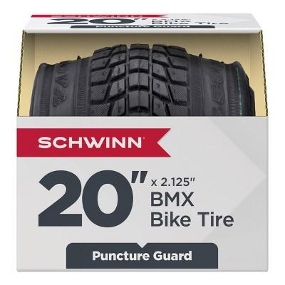 """Schwinn 20"""" BMX Bike Tire - Black"""