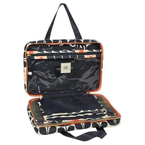 Orla Kiely Tall Flower Weekender Cosmetic Bag All
