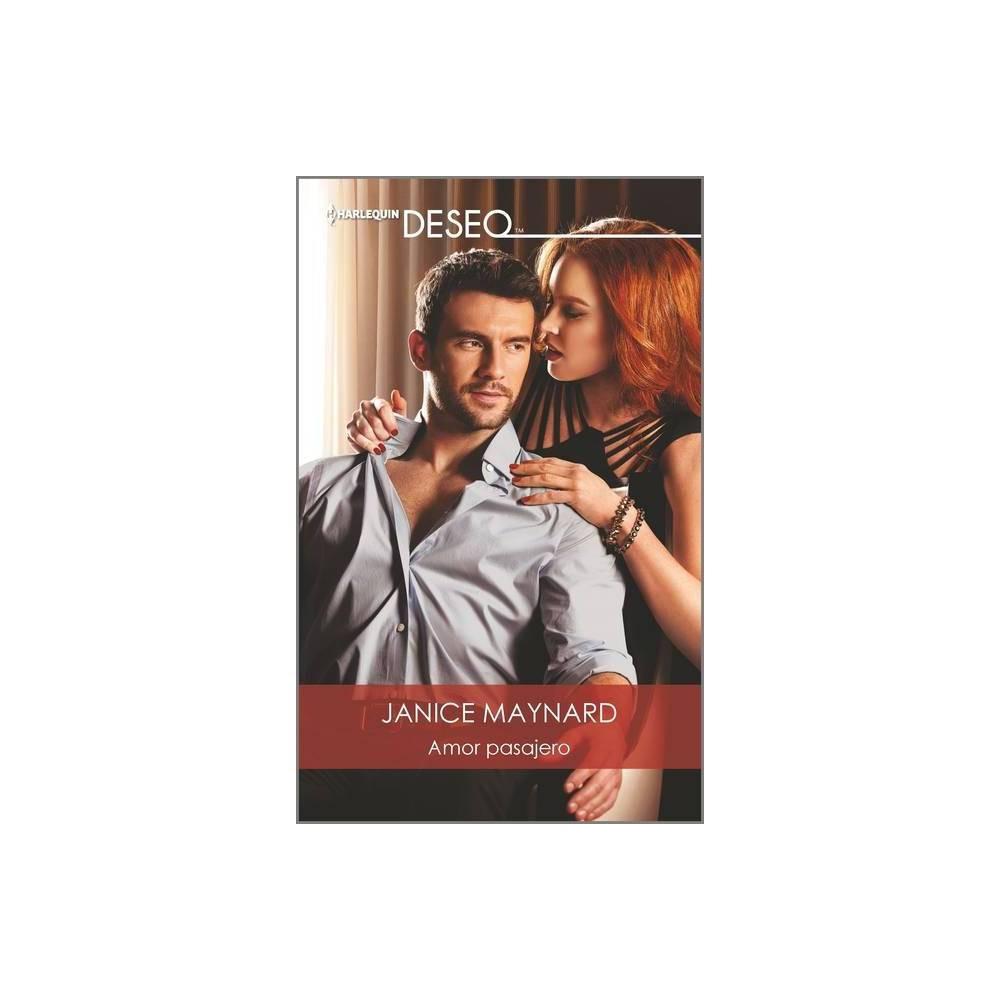 Amor Pasajero By Janice Maynard Paperback