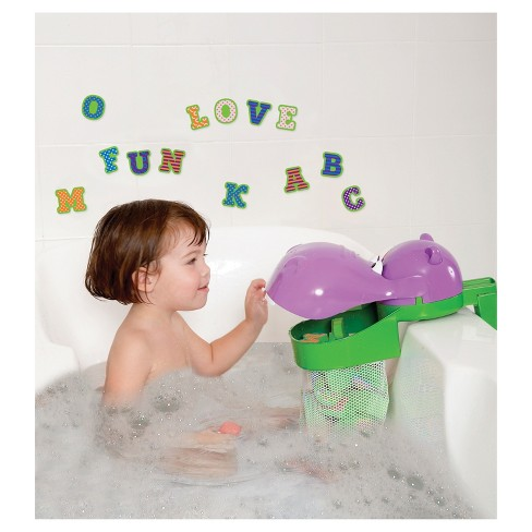 Edushape Hippo Bath Set - image 1 of 4
