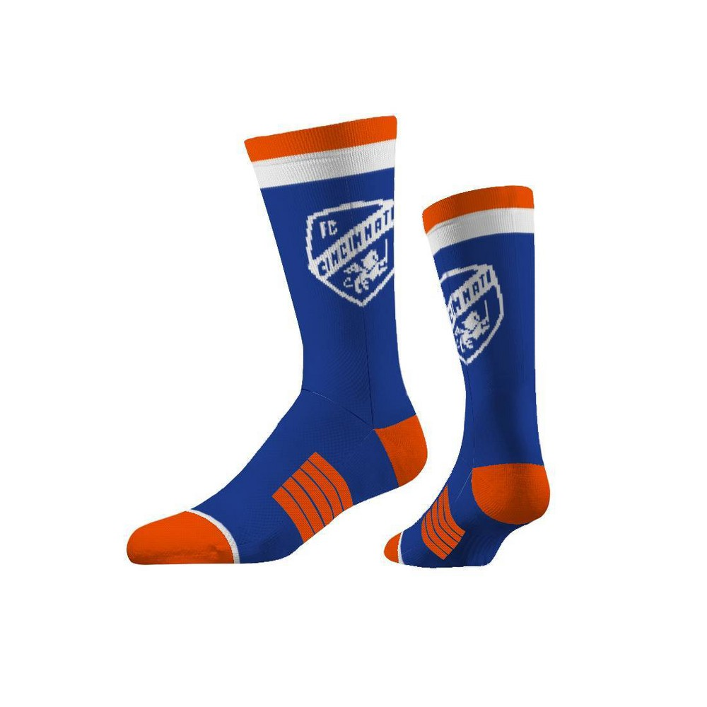 Mls Fc Cincinnati Classic Crew Sock