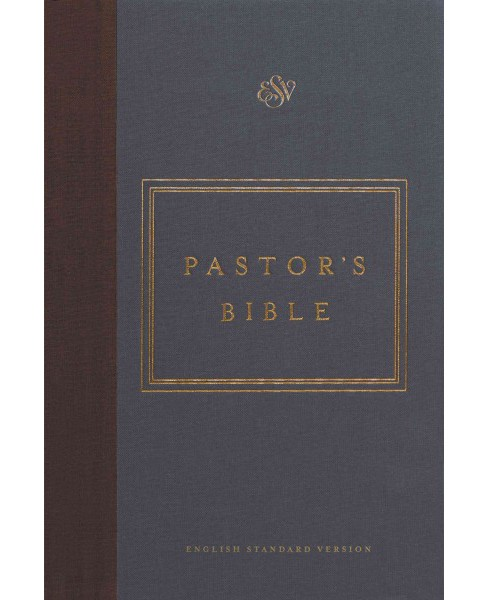 Pastor's Bible : English Standard Version (Hardcover) - image 1 of 1