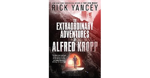 Extraordinary Adventures of Alfred Kropp (Reprint) (Paperback) (Rick Yancey) - image 1 of 1