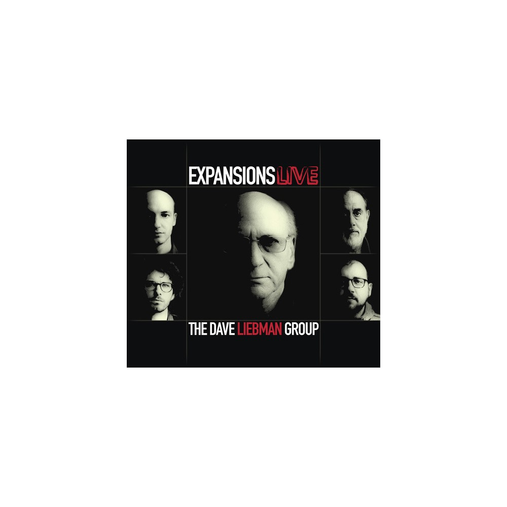 Dave Liebman - Expansions Live (CD)