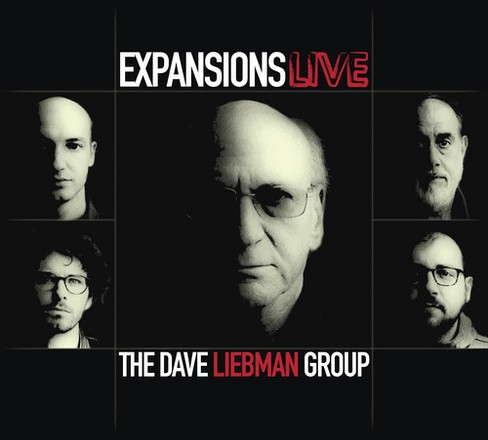 Dave Liebman - Expansions Live (CD) - image 1 of 1