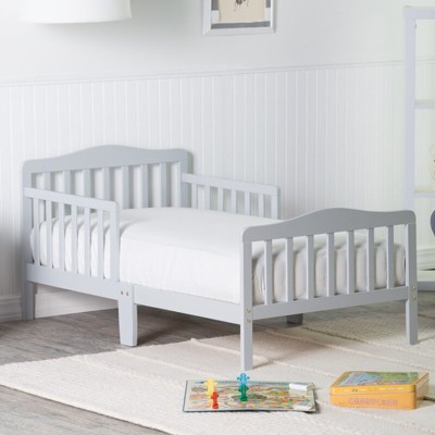 Orbelle Contemporary Solid Wood Toddler Bed