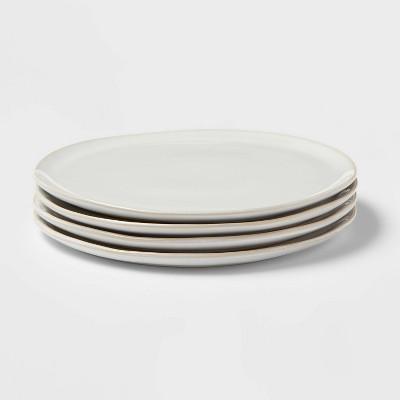 "10"" Stoneware Houlton Dinner Plates - Threshold™"