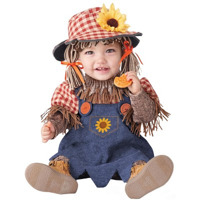California Costumes Lil' Cute Scarecrow Infant Costume