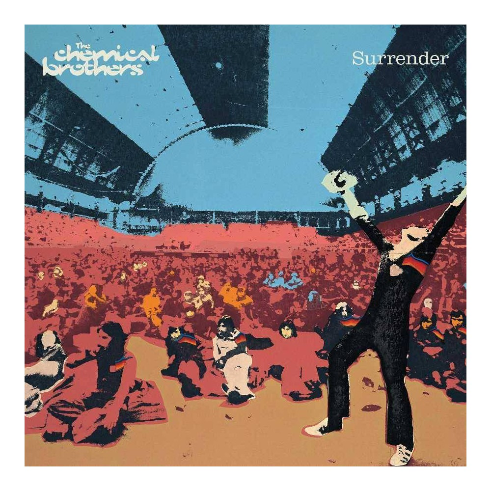 The Chemical Brothers Surrender 3 Cd Dvd