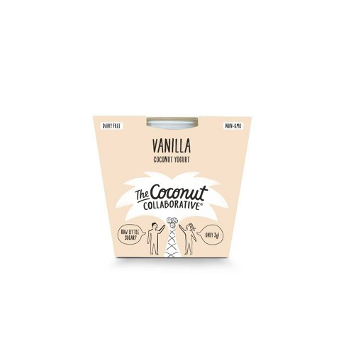 The Coconut Collaborative Dairy-Free Vanilla Yogurt - 4.2oz - image 1 of 2
