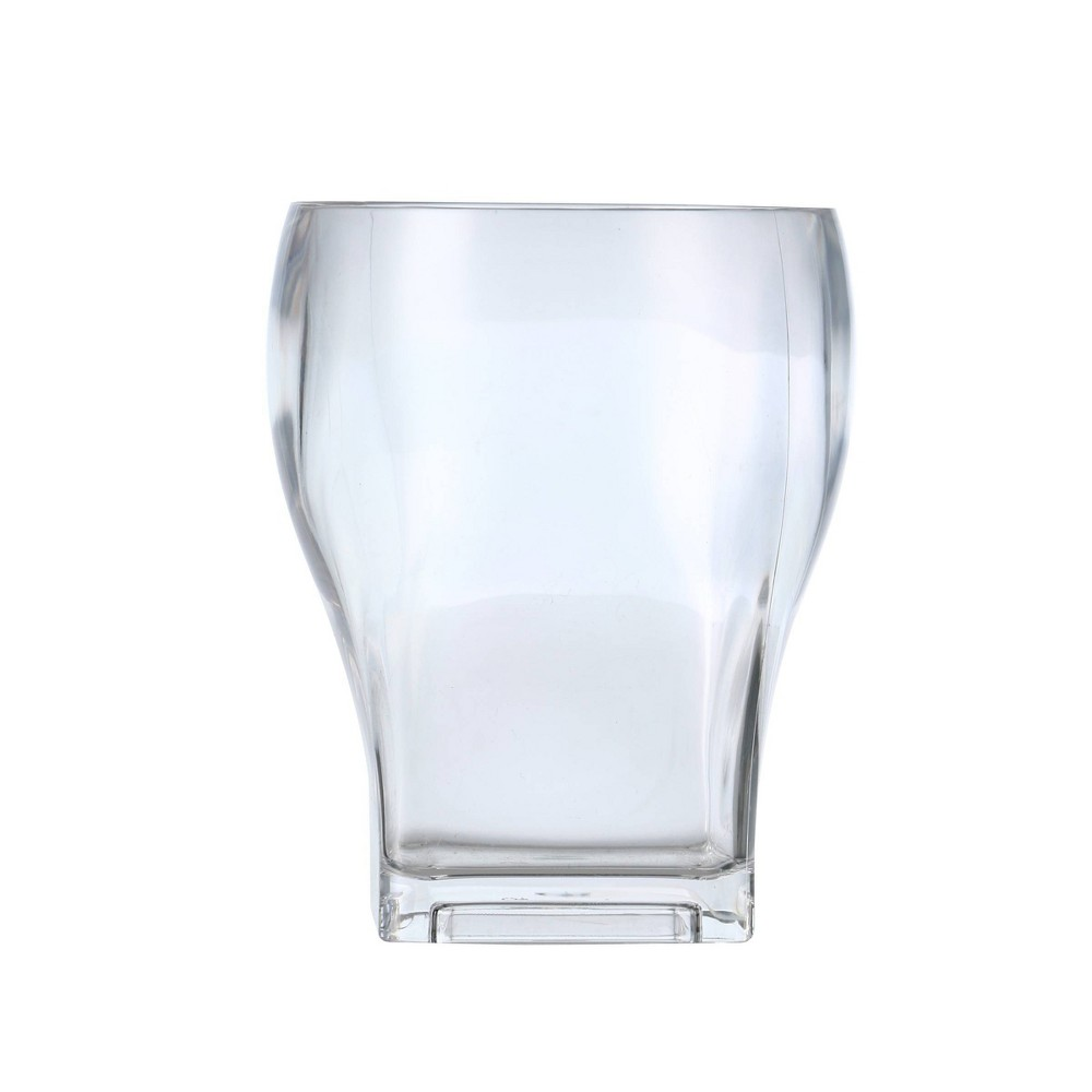 Image of Felli 16oz 6pk Acrylic Double Old-Fashioned Tumblers
