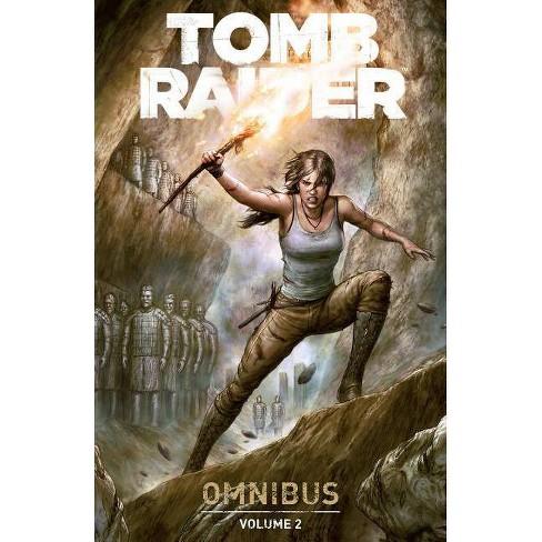 Tomb Raider Omnibus Volume 2 By Mariko Tamaki Collin Kelly