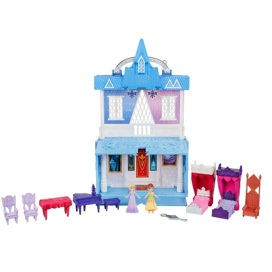 Disney Frozen 2 Pop Adventures Arendelle Castle Playset With Handle image number null