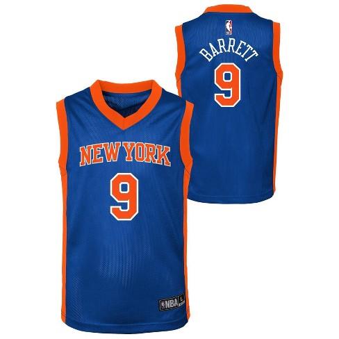 super cute sold worldwide lowest discount NBA New York Knicks Toddler Boys' RJ Barrett Jersey