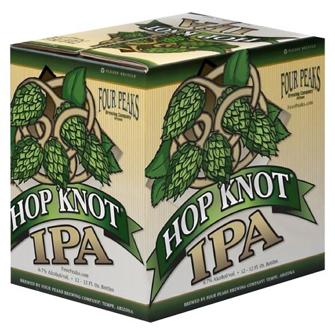 Four Peaks® Hop Knot IPA - 12pk / 12oz Bottles - image 1 of 1