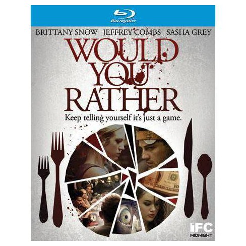 Would You Rather (Blu-ray) - image 1 of 1