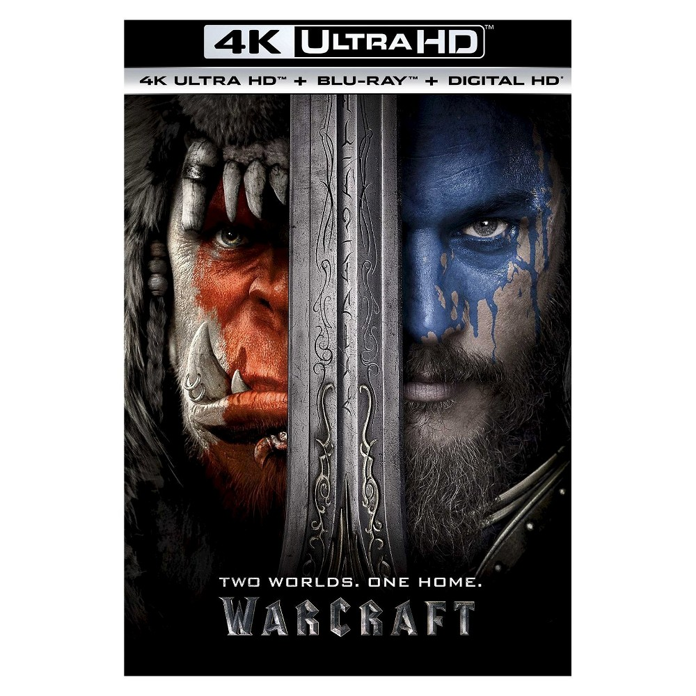 Warcraft (4K/UHD + Digital)