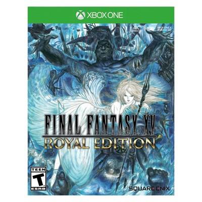 Final Fantasy XV: Royal Edition - Xbox One