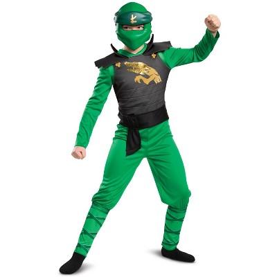 Ninjago Lloyd Legacy Jumpsuit Classic Child Costume
