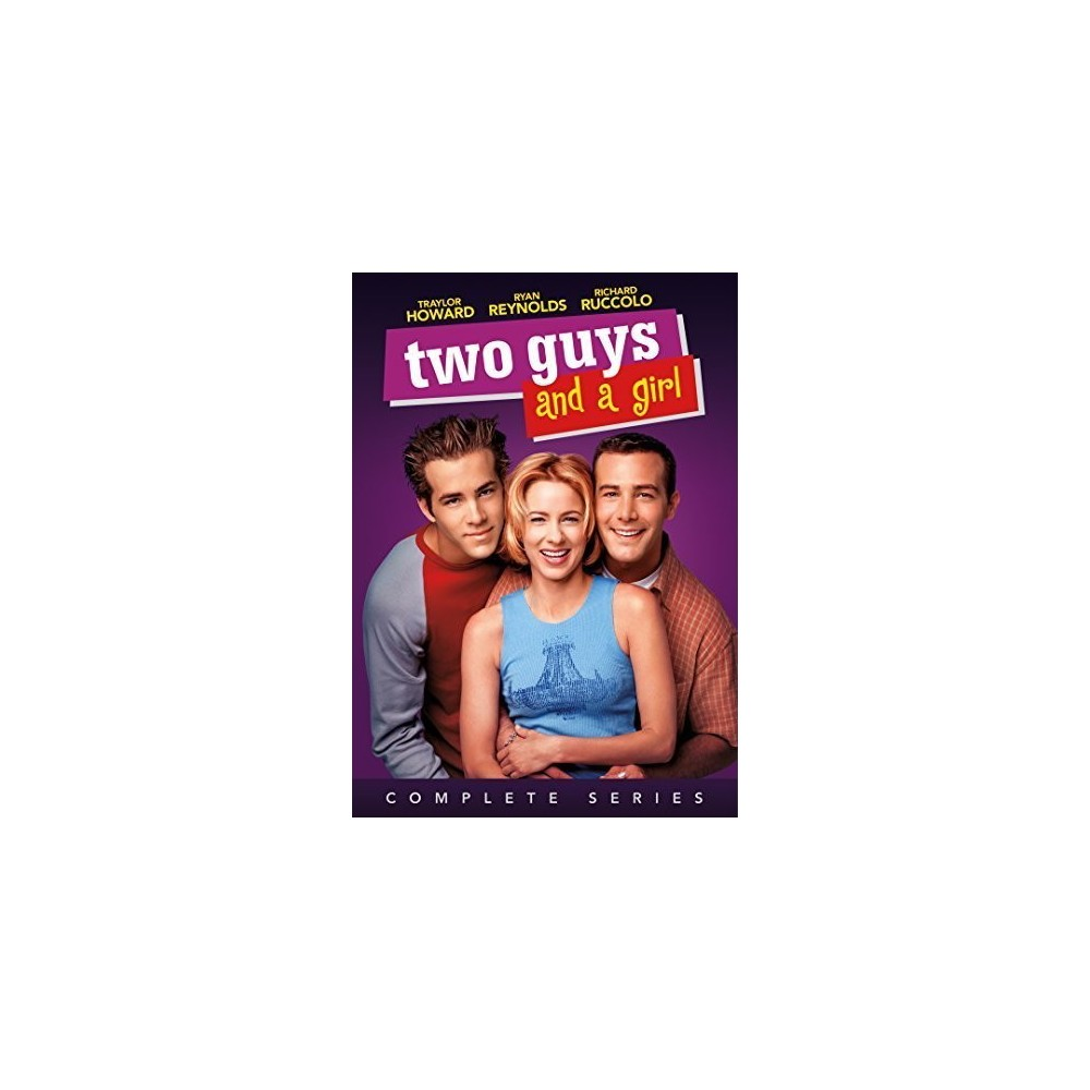 Two Guys And A Girl:Complete Series (Dvd)