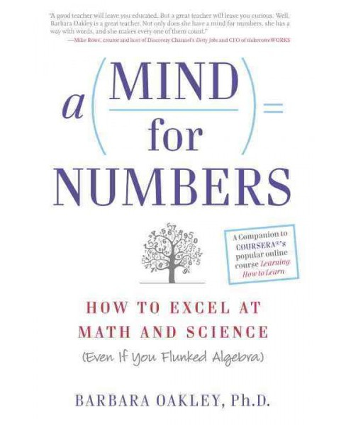 A Mind for Numbers (Paperback) - image 1 of 1