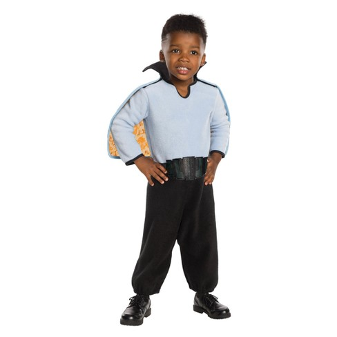 Star Wars Toddlers' Classic Lando Calrissian Halloween Costume - image 1 of 1